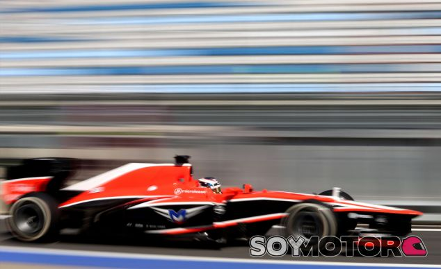 Ni Chilton ni Bianchi han competido antes en Suzuka - LaF1
