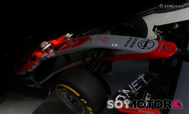 Jules Bianchi en una imagen de archivo - LaF1