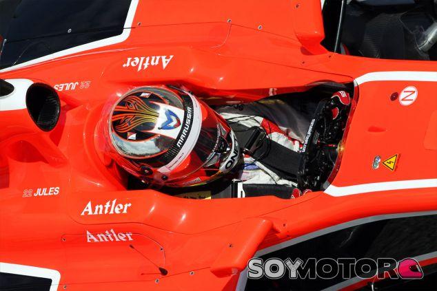 Marussia en el pasado Gran Premio de España - LaF1