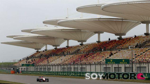 Bianchi ha tenido problemas con el sistema de combustible - LaF1
