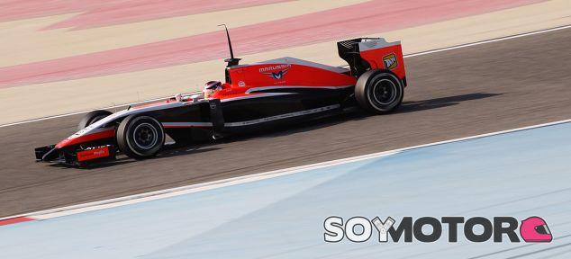 Marussia será competitivo en 2014, según Button - LaF1