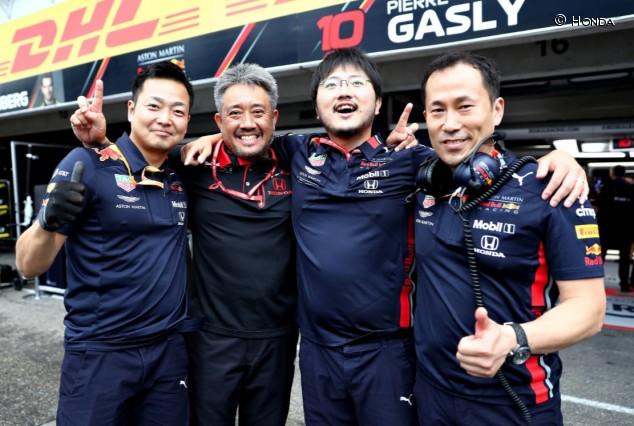 Honda defiende que su continuidad en 2021 no depende de las victorias - SoyMotor.com
