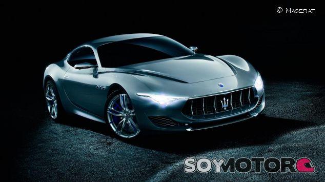 Maserati Alfieri - SoyMotor