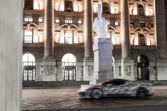 El motor del Maserati MC20 tendrá tecnología TJI de Mahle, como la usada por Ferrari en F1 - SoyMotor.com