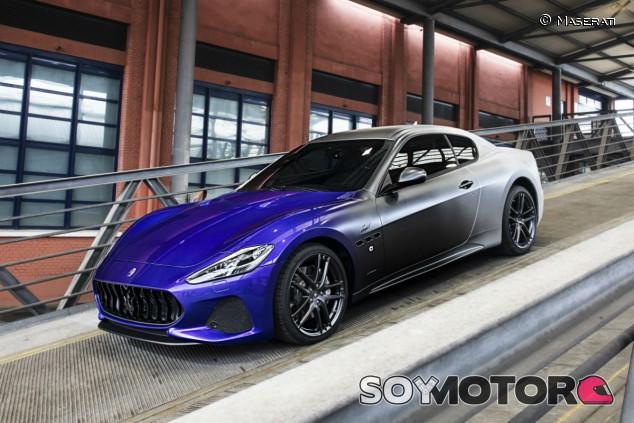 Maserati GranTurismo Zéda: despedida con un ejemplar único - SoyMotor.com