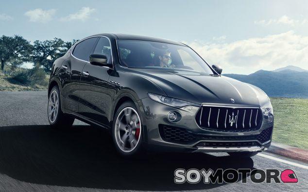 El Maserati Levante es el primer SUV de la firma italiana - SoyMotor