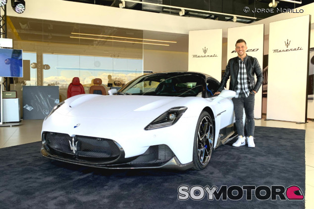 Maserati MC20: la nueva referencia deportiva del tridente - SoyMotor.com