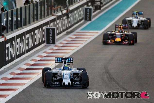 Williams no tuvo el ritmo deseado y Massa solo pudo ser octavo - LaF1