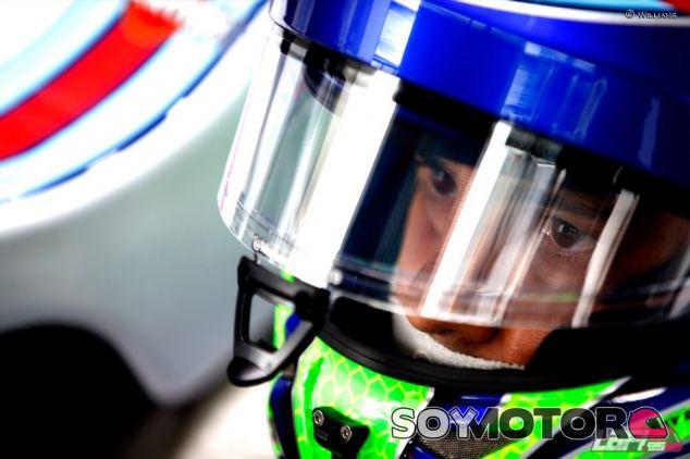Felipe Massa en su FW36 - LaF1