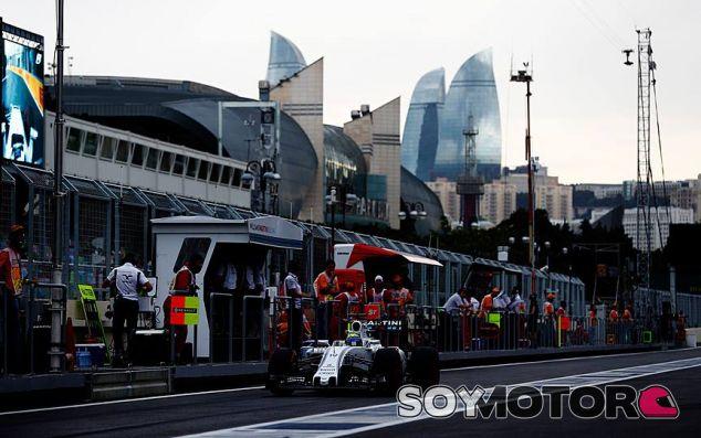 Felipe Massa en Bakú - LaF1