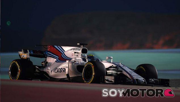 Williams en el GP de Baréin F1 2017: Viernes - SoyMotor.com
