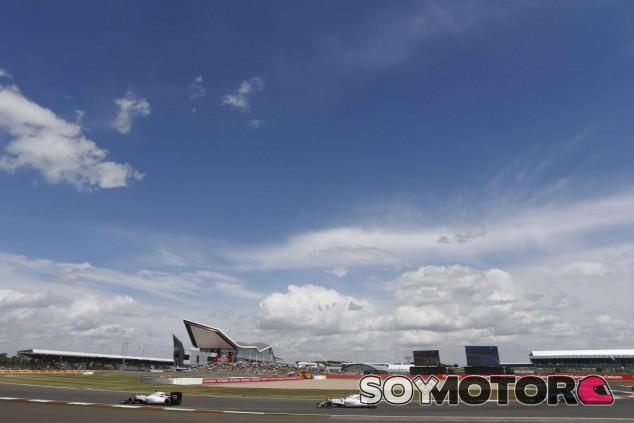 Los Williams por delante de Hamilton - LaF1.es