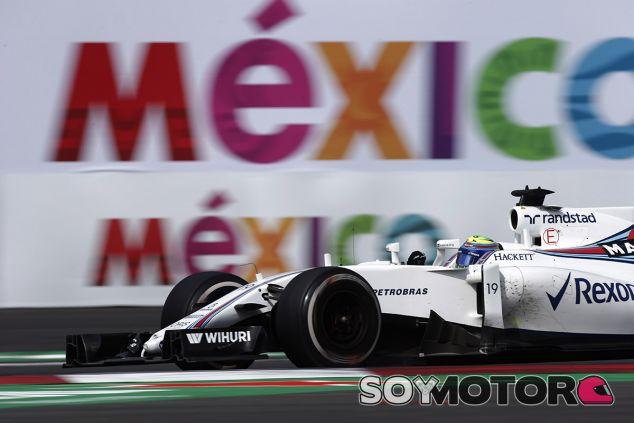 Felipe Massa en México - LaF1