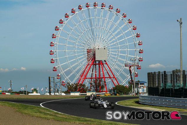 Felipe Massa en Suzuka - SoyMotor