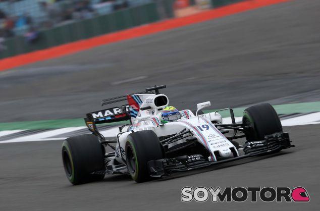 Williams en el GP de Gran Bretaña F1 2017: Sábado - SoyMotor.com