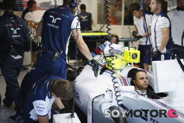 Massa y Williams esperan un GP complicado en Singapur para el FW37 - LaF1