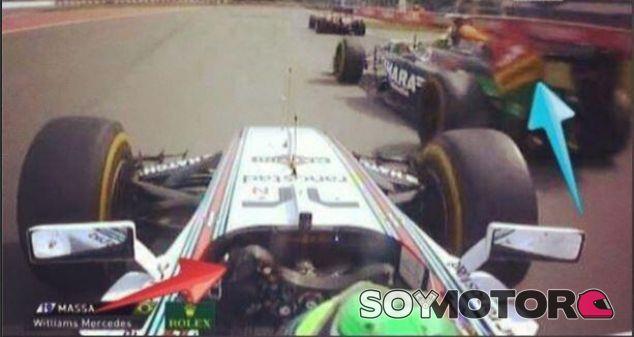 Massa vs. Pérez: analizamos el accidente y la polémica