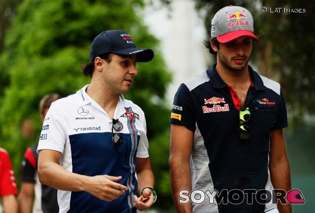 """Massa: """"Ferrari cree en Sainz, por eso le fichó antes que a un ganador"""" - SoyMotor.com"""
