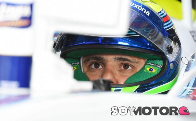 Massa, el encargado de estrenar el Williams FW40 en Montmeló - SoyMotor