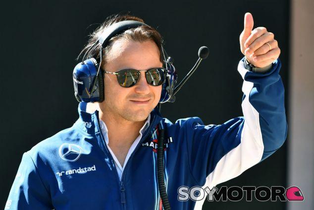 """Massa: """"La F1 no podía quedarse sin un piloto brasileño"""" - SoyMotor"""