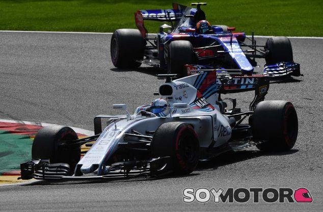 Felipe Massa en Spa - SoyMotor.com
