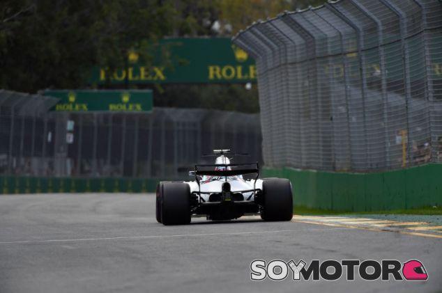 Massa ejecuta el DRS en el GP de Australia - SoyMotor