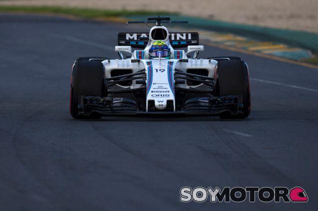 Williams continúa con beneficios económicos - SoyMotor