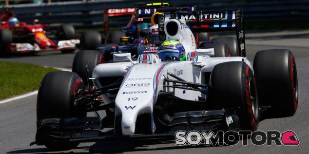 Massa es uno de los pocos pilotos en activo que ha corrido en Red Bull Ring - LaF1.es