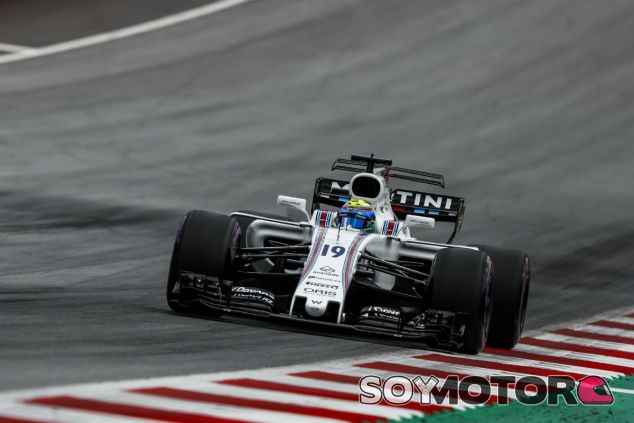 Williams en el GP de Austria F1 2017: Sábado