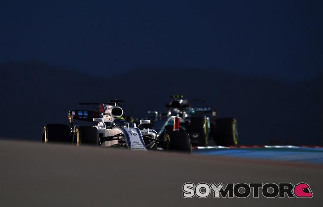 Felipe Massa en Baréin - SoyMotor
