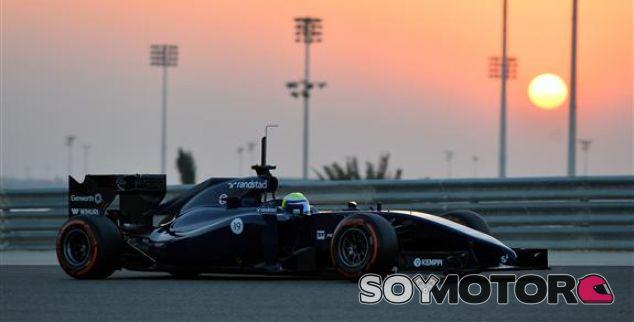 Williams confirma problemas en el sistema de combustible del FW36