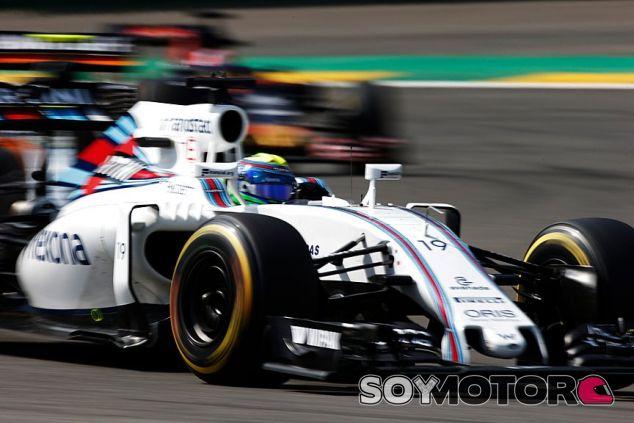 Williams perdió la cuarta posición en el Campeonato en Bélgica - LaF1