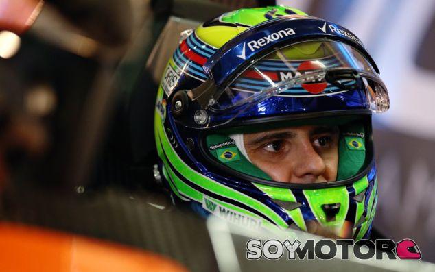 Massa, durante el GP de Estados Unidos - LaF1