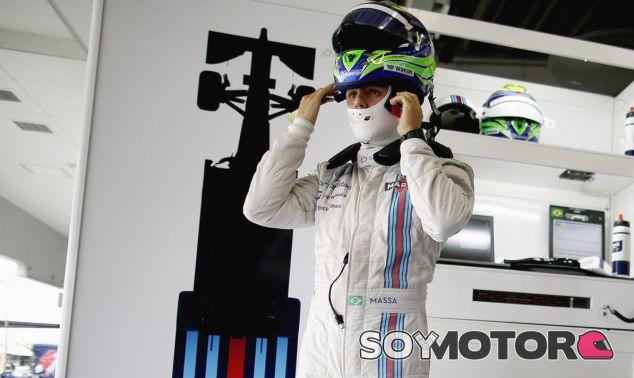 """Massa: """"La vida en Williams es más tranquila y sencilla"""""""