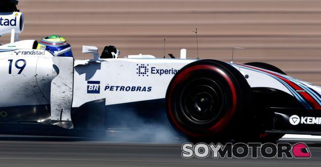 """Felipe Massa: """"Lo importante es que tenemos un coche competitivo y que soy competitivo"""""""