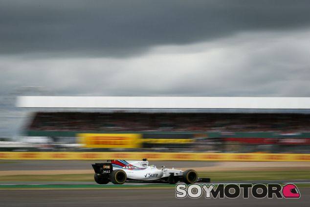 Williams en el GP de Gran Bretaña F1 2017: Domingo - SoyMotor.com