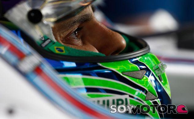 Felipe Massa en Monza - LaF1