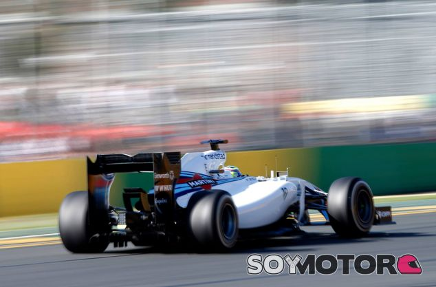 Felipe Massa en el Williams FW36 - LaF1