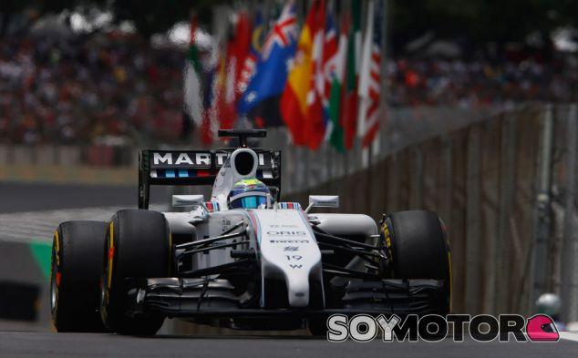 Felipe Massa en Sao Paulo - LaF1