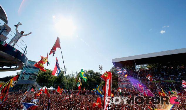 Felipe Massa en Italia - LaF1
