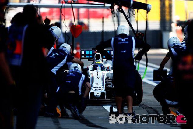 Felipe Massa en Rusia - LaF1