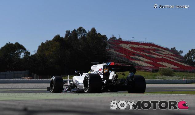 Felipe Massa, hoy en Barcelona - SoyMotor