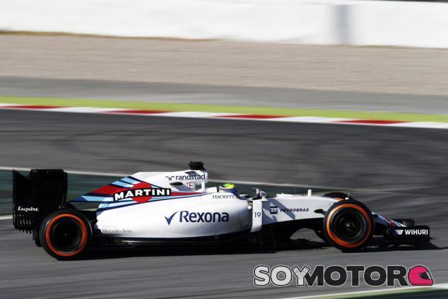 Felipe Massa no se ve a la altura de Mercedes y Ferrari - LaF1