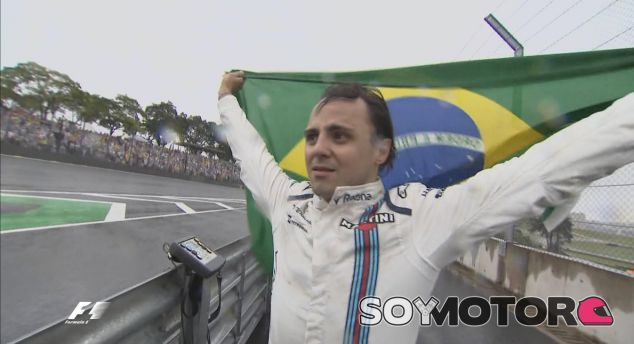 Massa, después de abandonar en el GP de Brasil - LaF1