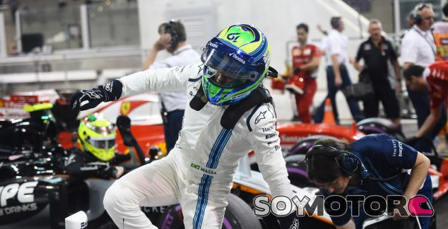 """Williams, sobre Massa: """"Será clave en el cambio de este año"""" - SoyMotor.com"""