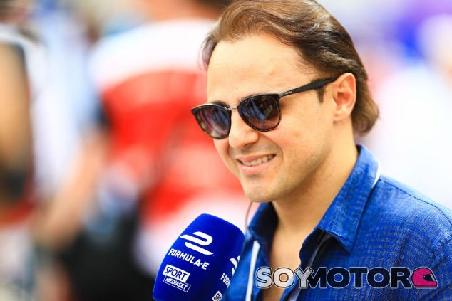 Felipe Massa en el ePrix de Roma –SoyMotor.com