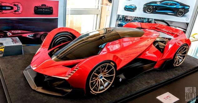 Ferrari 266 Chinetti - SoyMotor.com