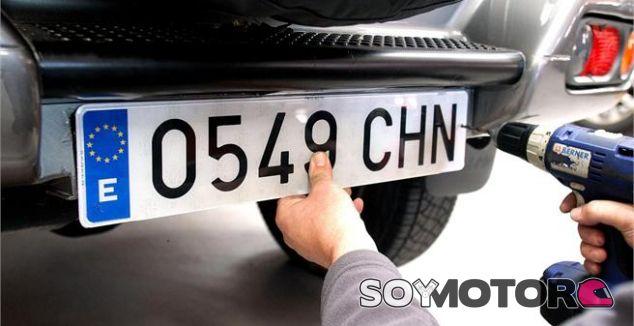 Ya se puede elegir matrícula par o impar para evitar restricciones - SoyMotor.com