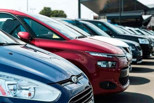 Las matriculaciones de vehículos caen en septiembre - SoyMotor.com