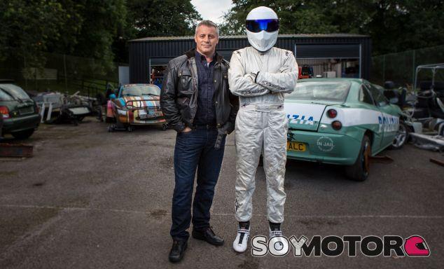 Matt LeBlanc había conseguido hacerse un hueco en Top Gear y entre los fans - SoyMotor